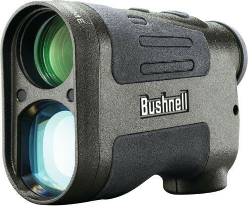 Bushnell Prime 1300 6x24mm Digital Laser Rangefinder, Black - LP1300SBL