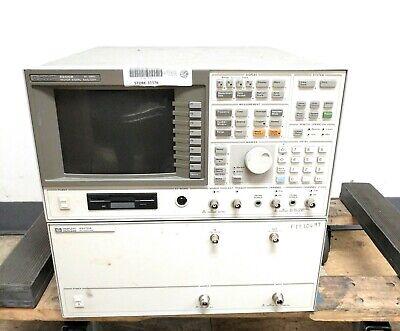 Hp 89410a Vector Signal Analyzer Dc-10mhz W 89431a Rf Section
