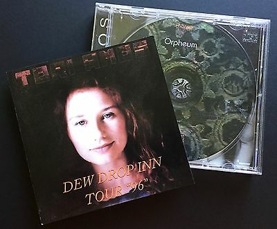 TORI AMOS LIMITED EDITION DEW DROP INN TOUR MEMPHIS TENNESSEE APRIL 1996
