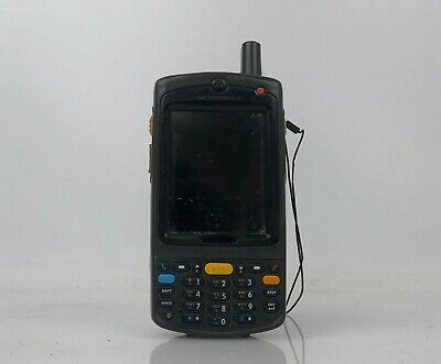 Symbol Motorola Mobile Computer Barcode Scanner Mc75a8-pufswrra9wr