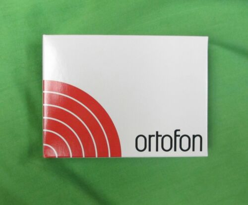 NEW ORTOFON OM 5S CARTRIDGE WITH FACTORY STYLUS PERFECT FOR MANY DUAL TURNTABLES