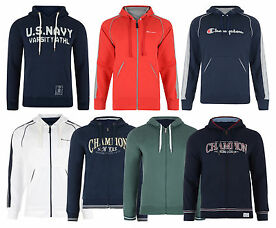 Mens Champion Hooded Top