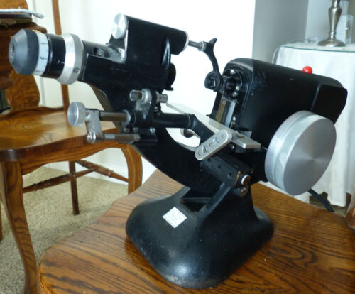 Original Bausch & Lomb - Very well kept  Model 70 Lensometer