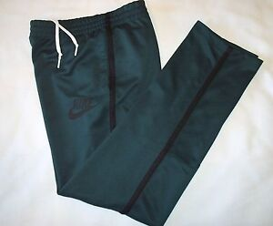 Nike Mens HBR Warm Up Track Pants Dark Green NEW Size 3XL