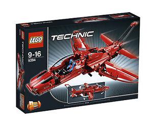 LEGO Technik 9394 Düsenflugzeug - neu/OVP