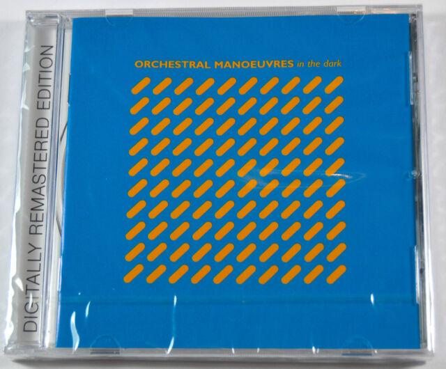 Orchestral Manoeuvres In The Dark - OMD - Remastered + Bonus Tracks CD NEW !
