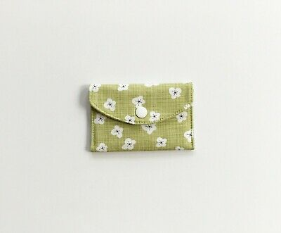 Card wallet,Credit card holder,Coworker gift idea,Loyalty card holder,Card pouch (Gift Card Holder Ideas)