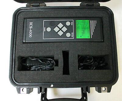 Xrf Ics 4000 Handheld Isotope Spectrometer Radionuclide Identifier