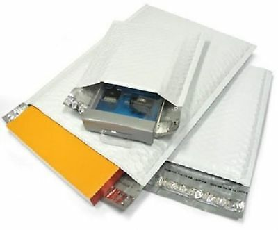 Airjacket Poly Bubble Mailers Padded Envelopes Bags 100 Recyclable 0 2 5