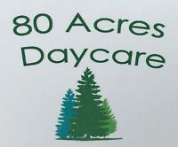 Daycare has full time spots available for June 1st!