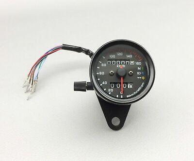 Motorrad Mini Tachometer