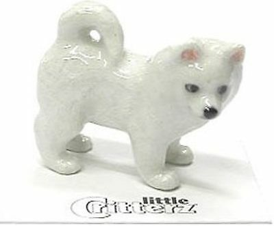 little Critterz LC813 - Miniature Eskimo Dog (Buy 5 get 6th free!)