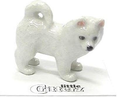 little Critterz LC813 - Miniature Eskimo Dog (Buy 5 get 6th free!)