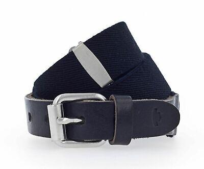 TOM TAILOR Kids Belt W75 Gürtel Accessoire Marine Blau Neu