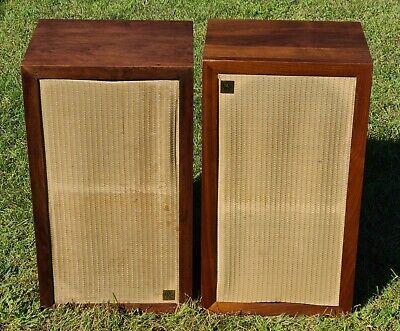 Vintage Acoustic Research AR-3 Speakers