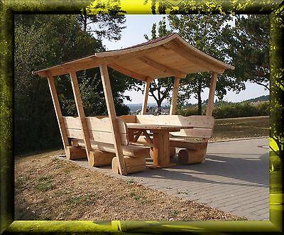 Pavillon aus Lärche.Gartenmöbel.Holzmobel..,Gartenmöbel..