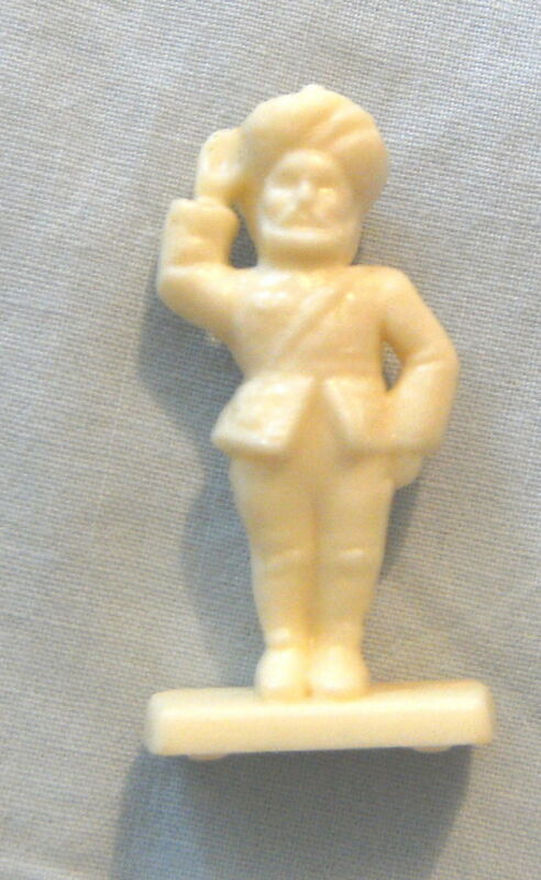 1973 SANITARIUM CEREAL FOOD TOY - MINI EXOTIC NATIONAL COSTUMES - INDIA