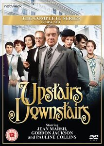 UPSTAIRS DOWNSTAIRS Complete Series 1-5 SEALED/NEW 2 3 4 All 68 E 5027626351045