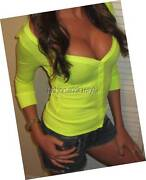 Fluorescent Yellow Shirt