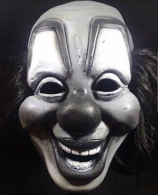 SLIPKNOT SHAWN CRAHAN GRAMMY CLOWN MASK RARE CREEPY KORN HORROR - Slipknot Clown Mask