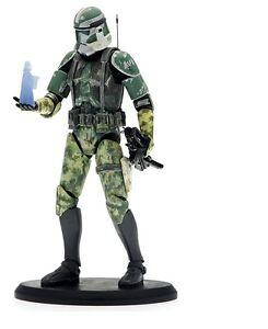 Star Wars Elite Collection Commander Gree - Attakus Neu  Ovp