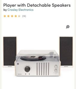 Crosley Turn Table Record Player