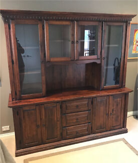 Wall unit | Cabinets | Gumtree Australia Bayswater Area - Bedford ...