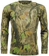 Long Sleeve Camo T Shirt