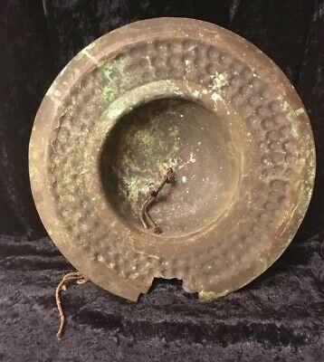 Japanese Antique Bronze Temple Bell 50cm 20kg