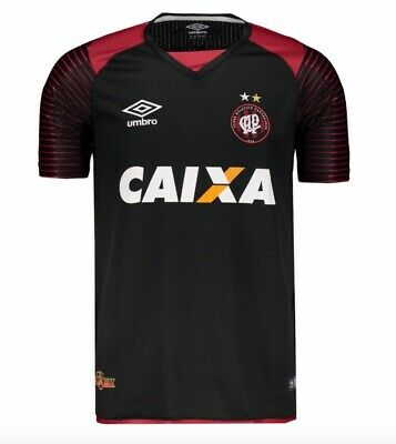 Atletico Paranaense GK 2017 Black Jersey Weverton. Brand New. Small. 12. image