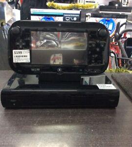 74225 - Nintendo Wii U Console Frankston Frankston Area Preview