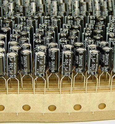 10pcs-- 1uf 50v Electrolytic Capacitor 50v1uf Rubycon Yxf Low Impedance Audio