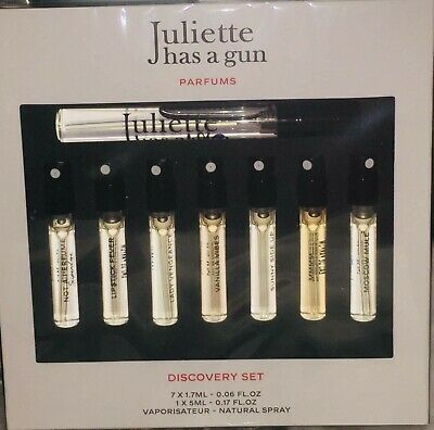 Juliette Has a Gun Discovery Set just released Lipstick Fever SEALED BOX NEW