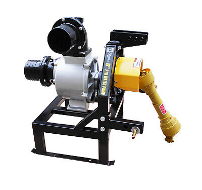 Sigma Tractor-driven Operated Pto-powered Water Pump 6 With Gear For Tractor