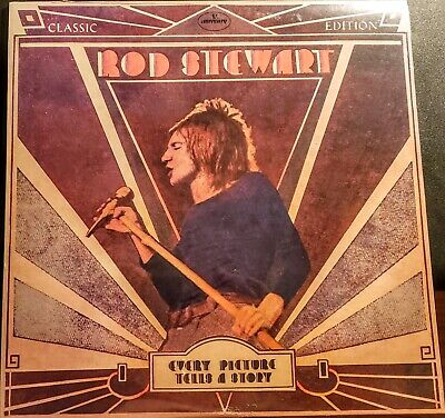 """ROD STEWART - EVERY PICTURE TELLS A STORY """" VINYL """" NEW, FACTORY SEALED"""
