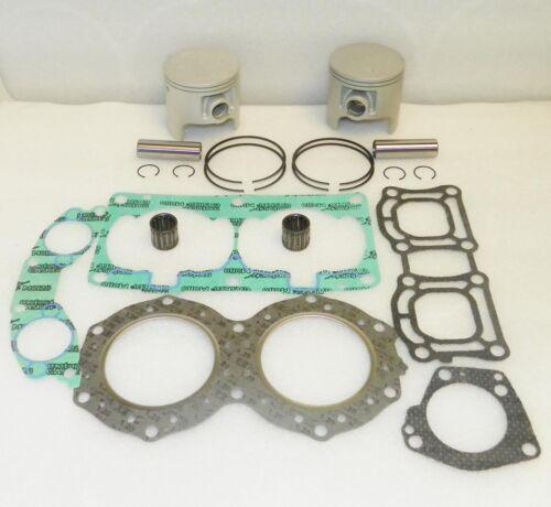WSM YAMAHA 701 62T Top End Piston Rebuild Kit PWC 010-827-10 , 62T-11631-02-92