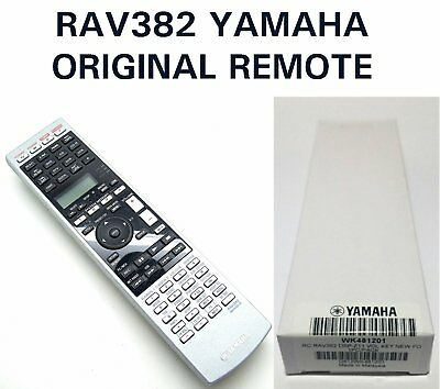 Yamaha Remote Control RAV382 for DSP-Z11 Amplifier Original new stock