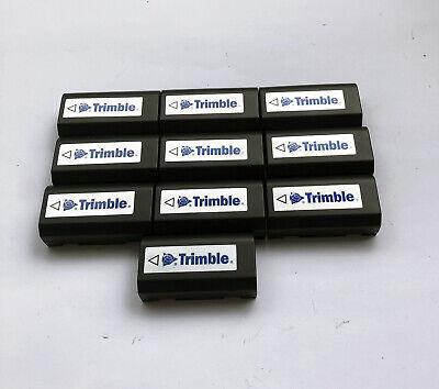 New 10pcs -trimble 2600mah Battery For Trimble 5700 5800 R7 R8 Gps Battery