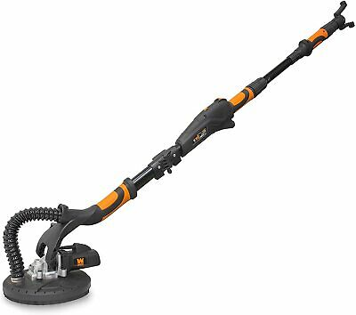 Drywall Pole Sander 15 Hose Variable Speed 5 Amp Dust Removal System Home Work