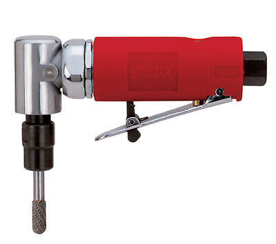 14 Sioux Force Light Duty Mini Right Angle Air Die Grinder 20000 Rpm .3 Hp