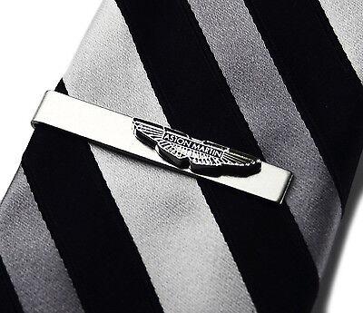 Aston Martin Tie Clip - Tie Clasp - Business Gift - Handmade - Gift Box