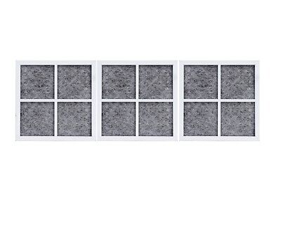 LG ADQ73214404 Refrigerator Air Filter (LT120F) (3-Pack)