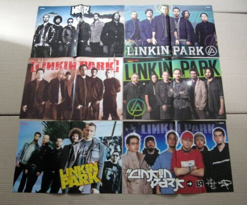 Linkin Park lot of posters