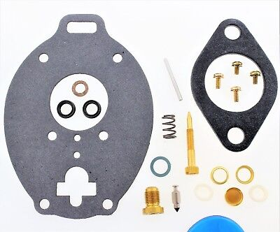Carburetor Kit Fits John Deere Hillside Combine 95 Engine 303g32h Tsx929sl