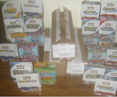 Pokemon Empty Booster Box Display No Packs Card Storage YOU PICK DESIGN