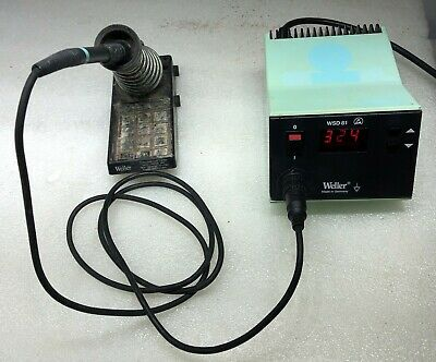 Weller Wsd81 95w Soldering Station With Handle Stand