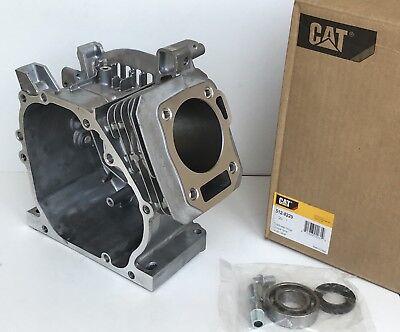 Caterpilar Generator Aluminum Crankcase Core Housing Cat Pn 512-8229