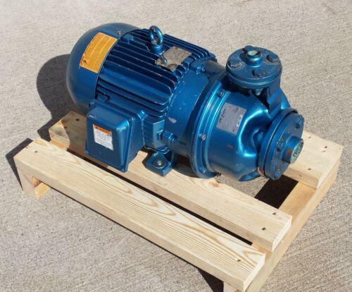 G&L Goulds 10SH2K5E0 GF 10SHK6 1x2-8 Centrifugal Pump 7.5HP 208-230/460V 130GPM