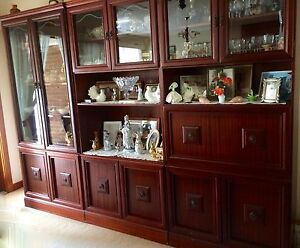 Dining Cabinet, Table, Chairs, Buffet & Coffee table Newcastle Newcastle Area Preview