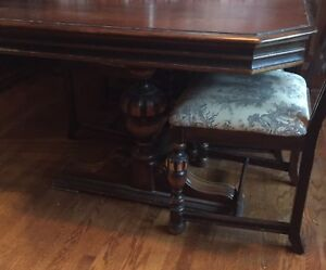 Berkey and  Gay Dining Room Furniture Set